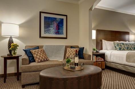Garrison Hotel Room